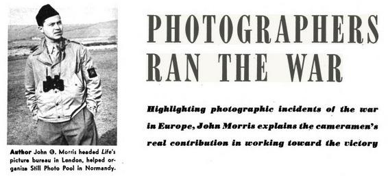 John Morris, Popular Photography, Feb. 1946, p. 50 (detail)