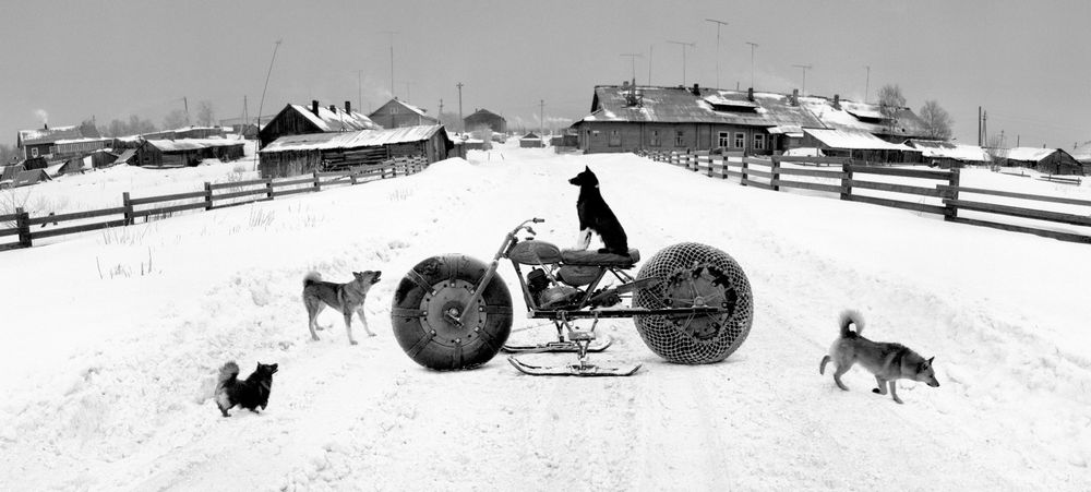 © Pentti Sammallahti, Solovki Mar Bianco, Russia, 1992