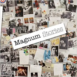 "Chris Boot, ""Magnum Stories"" (2004), cover"