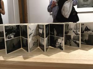"""Ken Ohara, """"Diary"""" (1972), detail"""
