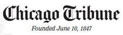 Chicago Tribune masthead
