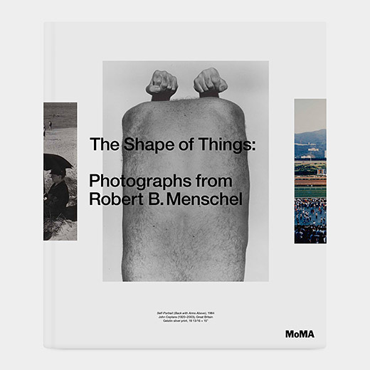 "MoMA, ""The Shape of Things"" catalog (2016), cover"