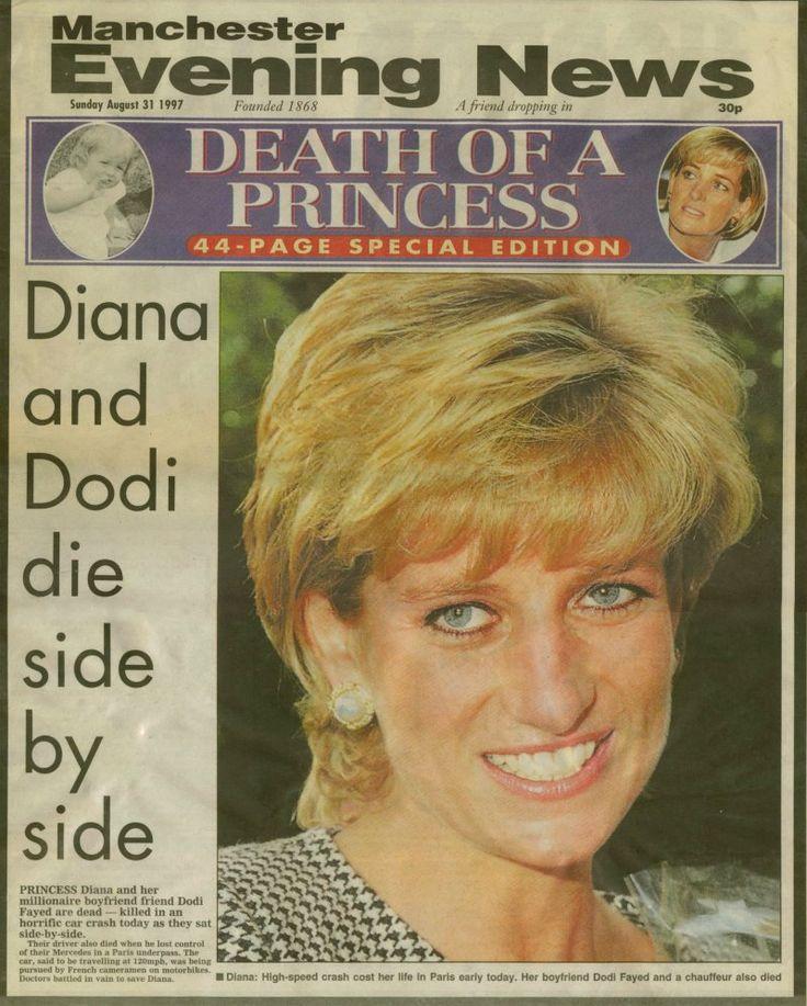 """""""Death of a Princess,"""" Manchester Evening News, 8-31-97"""