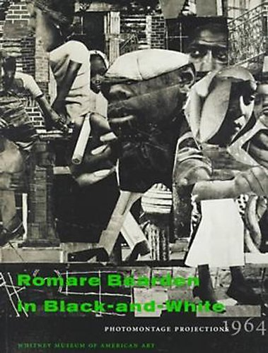 """Thelma Golden, """"Romare Bearden in Black and White: Photomontage Projections, 1964"""" (1997), cover"""