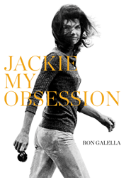"Ron Galella, ""Jackie My Obsession"" (2012), cover"