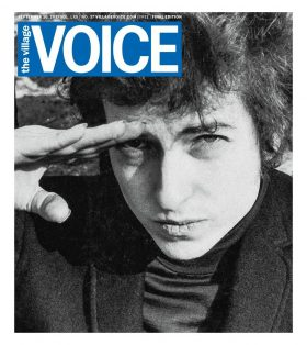 Village Voice, final print issue, 9-20-17