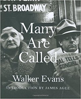 "Walker Evans, ""Many Are Called"" (1966), cover"