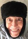 A. D. Coleman selfie, 11-11-17