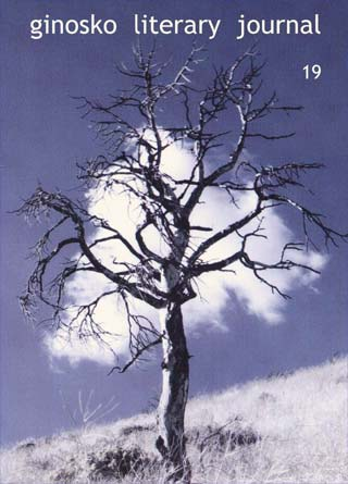 Ginosko Literary Journal, issue 19 (2017), cover