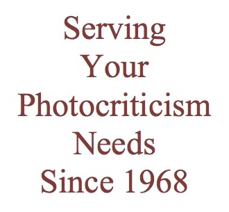 Serving Your Photocriticism Needs Since 1968