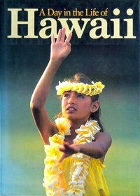 """Rick Smoland and David Cohen, """"A Day in the Life of Hawaii"""" (1984), cover"""