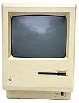 Apple Macintosh 512K computer