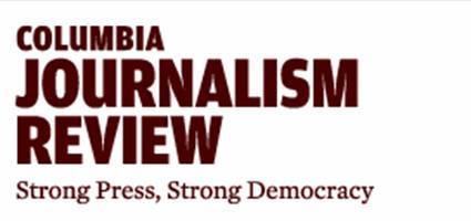 Columbia Journalism Review logo